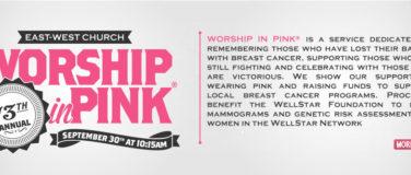 Worship in Pink®